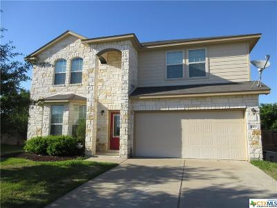 Killeen Single Family Home For Sale: 4909 Old Homestead