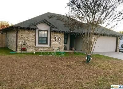 Copperas Cove Single Family Home For Sale: 203 Paula