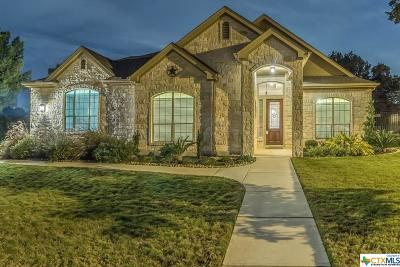 New Braunfels Single Family Home For Sale: 2517 Koeln