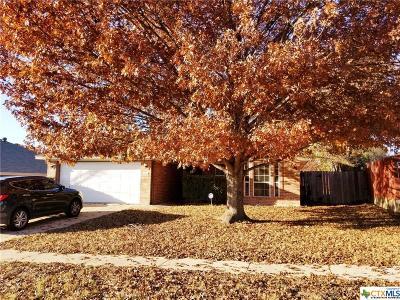 Killeen Single Family Home For Sale: 4203 Glennwood