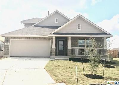 New Braunfels Single Family Home For Sale: 3197 Falconhead