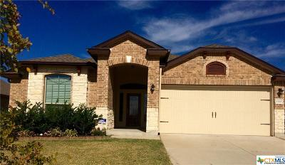 Temple Single Family Home For Sale: 1212 H K Allen Parkway