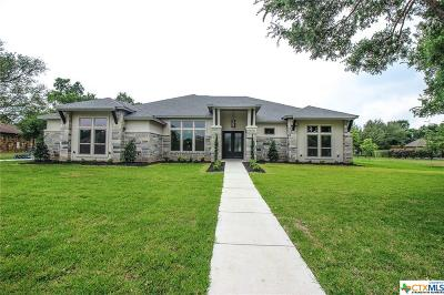 Salado Single Family Home For Sale: 3008 Rolling Meadow