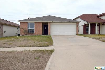 Killeen Single Family Home For Sale: 2413 Haven