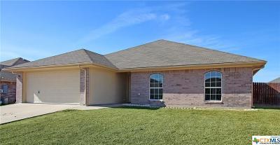 Nolanville Single Family Home For Sale: 313 Oak Ridge Drive