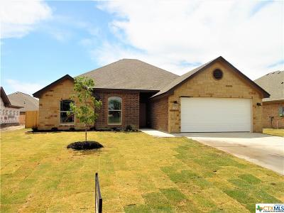 Temple TX Single Family Home Pending: $209,900