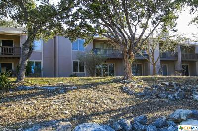 Canyon Lake Condo/Townhouse For Sale: 1185 Parkview #D24