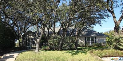 Harker Heights Single Family Home For Sale: 1900 Caribou Trail