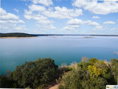 Canyon Lake Single Family Home For Sale: 1515 Blue Water Drive