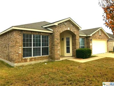 Temple Single Family Home For Sale: 509 Weeping Willow