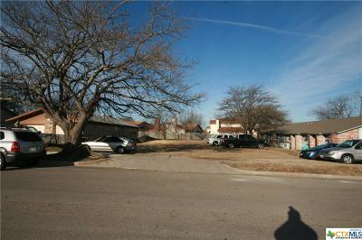 Killeen Residential Lots & Land For Sale: 1203 Wales Drive