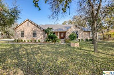 New Braunfels Single Family Home For Sale: 841 Winding Oak