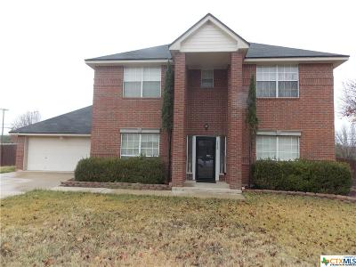 Harker Heights Single Family Home For Sale: 2008 Shadow Ridge Road