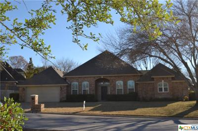 Harker Heights Single Family Home For Sale: 602 Cheetah Trail