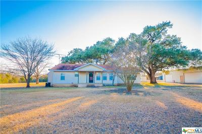 Belton Single Family Home For Sale: 8807 Fm 436