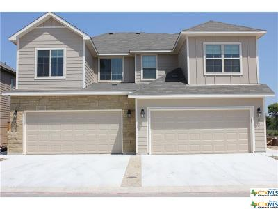 New Braunfels Condo/Townhouse For Sale: 927 Langesmill #9A
