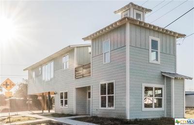 New Braunfels Single Family Home For Sale: 1124 Katy Street #1