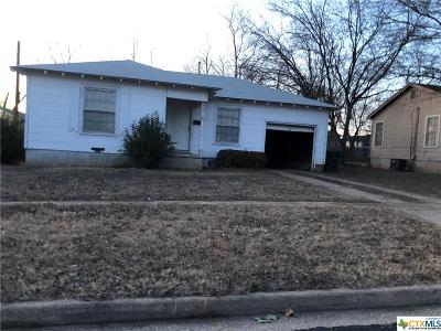 Killeen Single Family Home For Sale: 207 Cloud