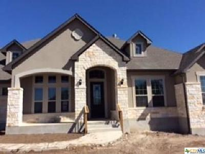 New Braunfels Single Family Home For Sale: 5688 High Forest