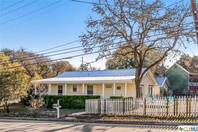 San Marcos Single Family Home For Sale: 501 Blanco