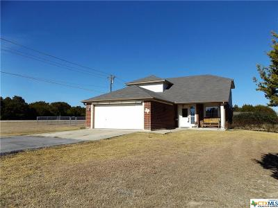 Kempner Single Family Home For Sale: 121 County Road 4711