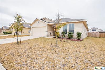 Killeen Single Family Home For Sale: 5206 Rimes Court