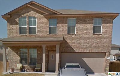 Copperas Cove Single Family Home For Sale: 1905 Terry Drive