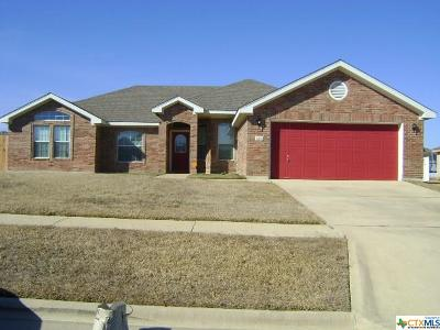 Killeen Single Family Home For Sale: 4205 Maid Marian