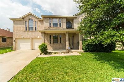 Harker Heights Single Family Home For Sale: 211 Gracie Court