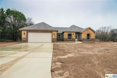Belton TX Single Family Home For Sale: $189,000