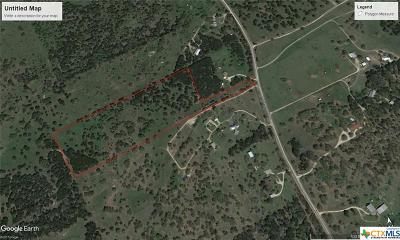 Salado Residential Lots & Land For Sale: Tbd Cedar Valley Road
