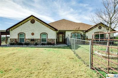 Lampasas County Single Family Home For Sale: 1047 County Road 3350