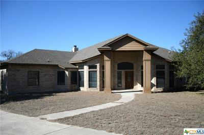 Killeen Single Family Home For Sale: 650 County Road 221