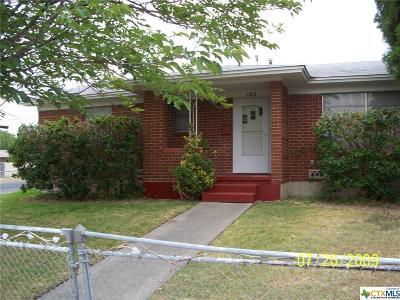 Harker Heights, Killeen, Temple Rental For Rent: 1323 Gardenia Avenue
