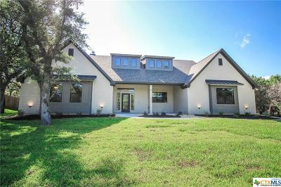 Belton Single Family Home For Sale: 10 Riverstone Parkway