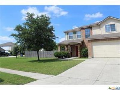 New Braunfels Single Family Home For Sale: 2634 White Wing Way