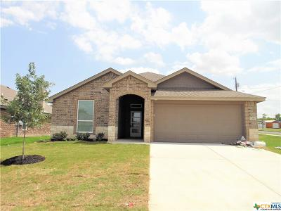 Belton TX Single Family Home For Sale: $219,400