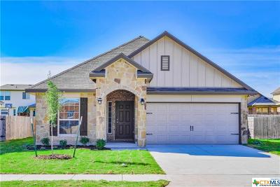 Killeen Single Family Home For Sale: 6605 Creek Land Road