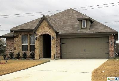 Temple Single Family Home For Sale: 7705 Northgate Loop