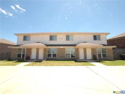 Killeen Single Family Home For Sale: 4502 Mattie