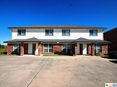 Killeen Multi Family Home For Sale: 4103 Nadine