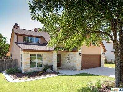 Wimberley Single Family Home For Sale: 14 Memory Lane
