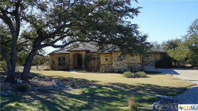 New Braunfels Single Family Home For Sale: 1505 Cabernet