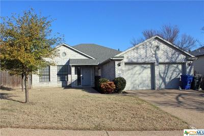 Copperas Cove Single Family Home For Sale: 404 Bowen Circle