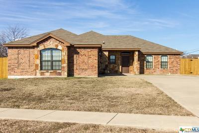 Killeen Single Family Home For Sale: 4205 Kit Carson