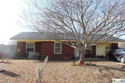 Killeen Single Family Home For Sale: 706 Spoke