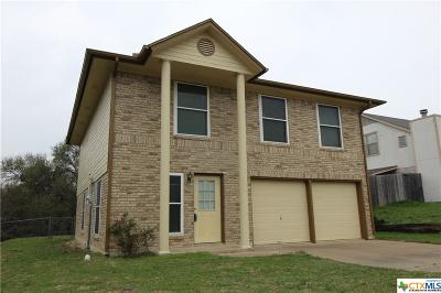 Copperas Cove Single Family Home For Sale: 604 Atkinson Avenue