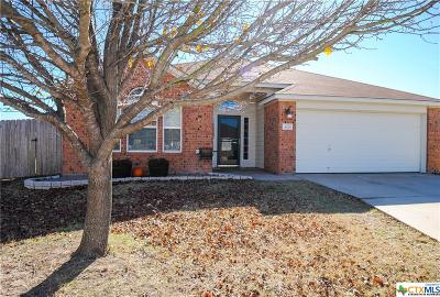 Temple TX Single Family Home Pending w/Option: $139,900