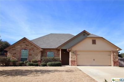 Belton Single Family Home Pending Take Backups: 606 Tumbleweed