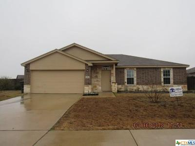 Harker Heights, Killeen, Temple Rental For Rent: 3106 Alamocitos Creek